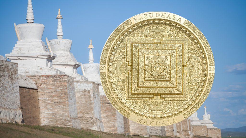 Vasudhara Mandala Gilded - Archeology & Symbolism