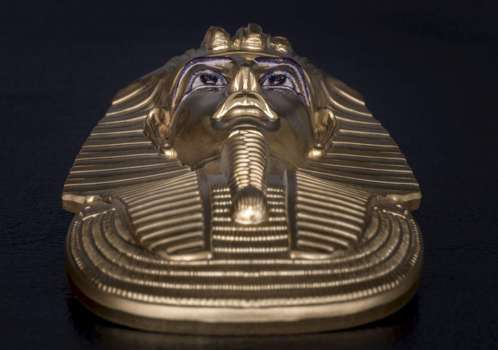 Palau 2018 20 Dollars Tutankhamun Mask Silver Coin