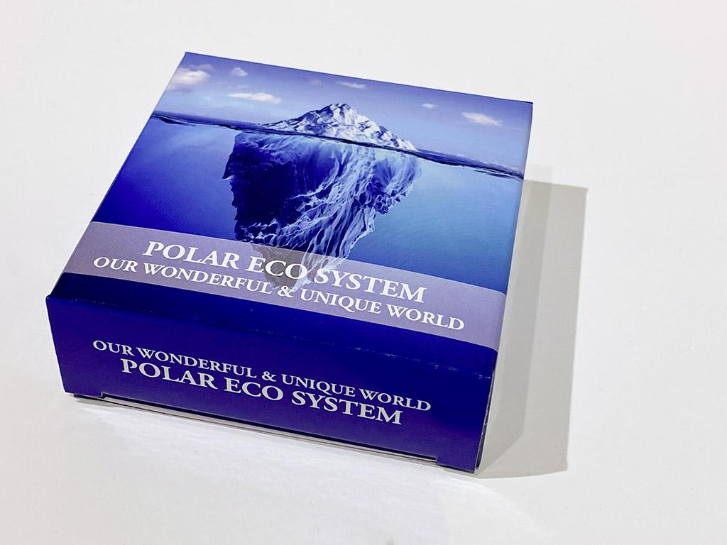 Palau 2020 10 Dollars The Polar Ecosystems Silver Coin