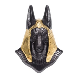 Palau 2020 20 Dollars Anubis Golden Coin